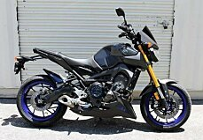 2014 Yamaha FZ-09 for sale 200508962