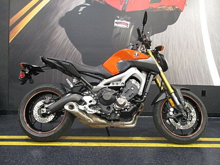 2014 Yamaha FZ-09 for sale 200512107