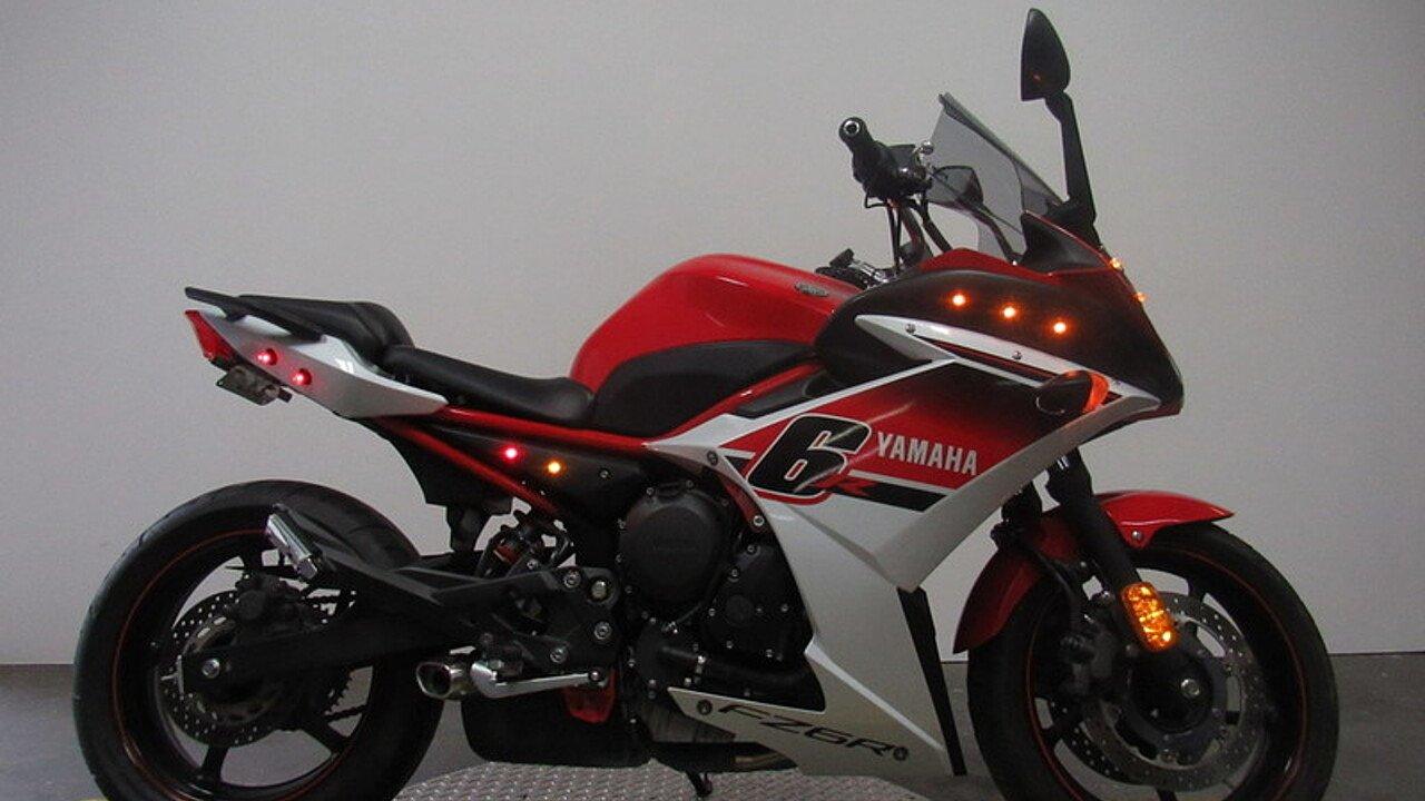 2014 Yamaha FZ6R for sale 200482467