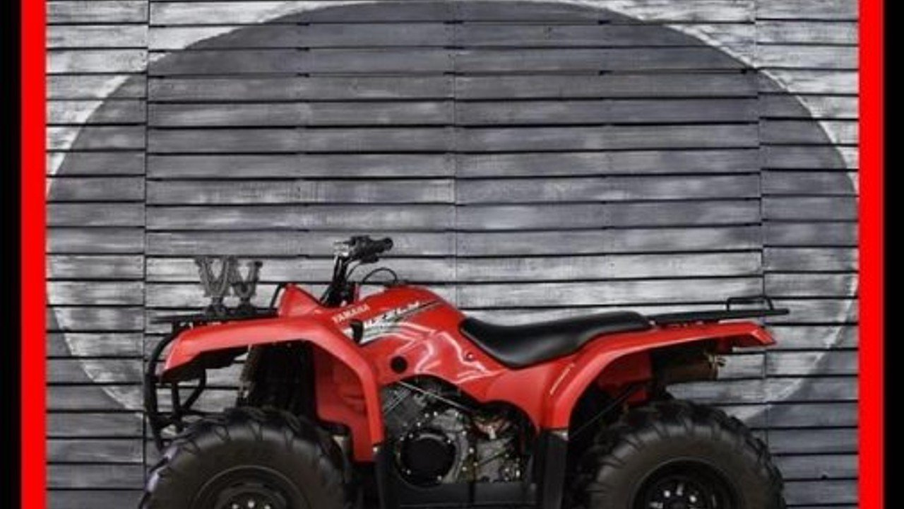 2014 Yamaha Grizzly 350 for sale 200555680