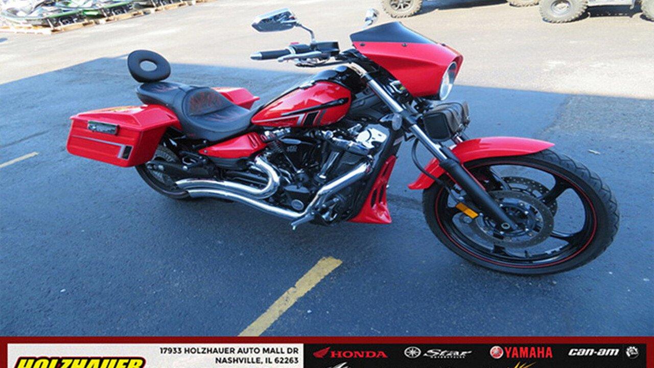 2014 Yamaha Raider for sale 200459904