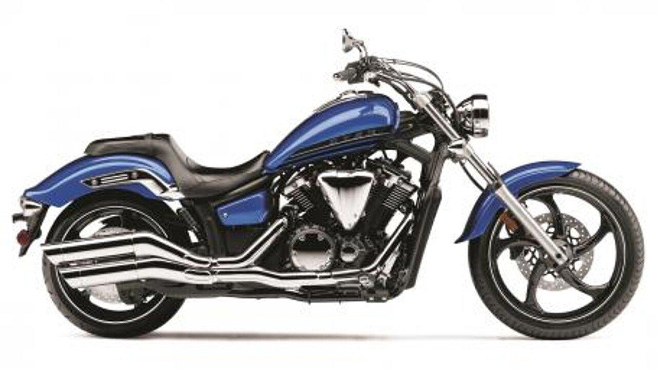 2014 Yamaha Stryker for sale 200439896