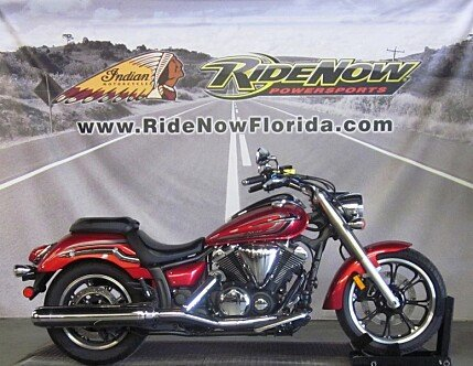 2014 Yamaha V Star 950 for sale 200614844