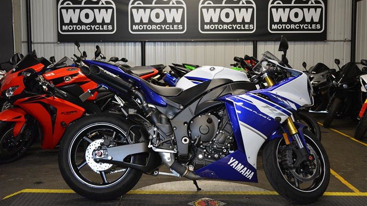 2014 Yamaha YZF-R1 for sale 200516077