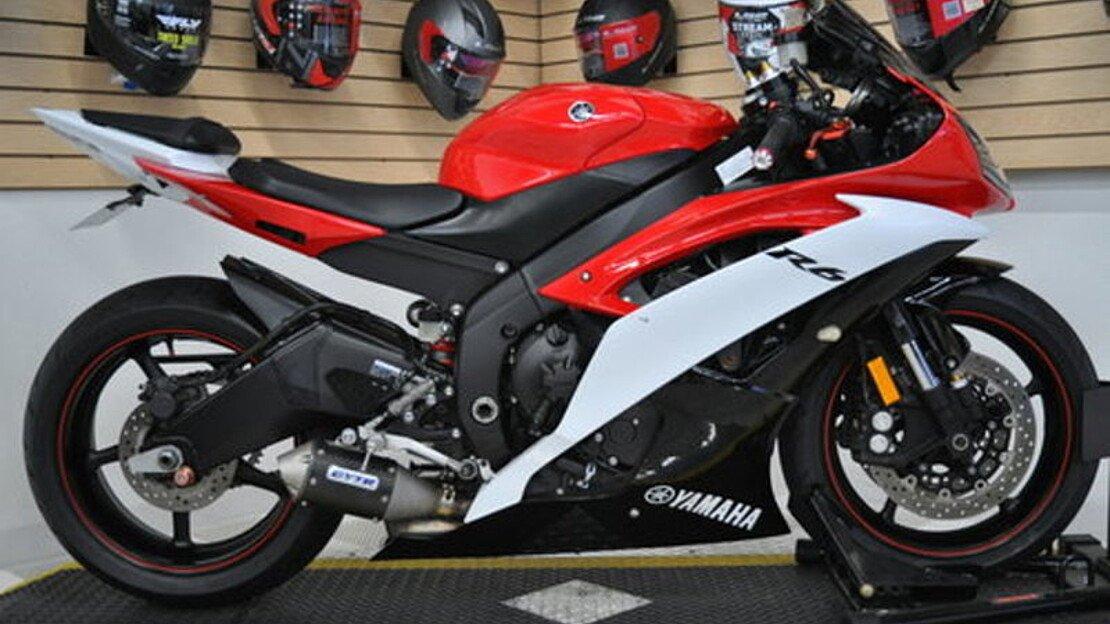 2014 Yamaha YZF-R6 for sale 200580590