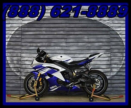 2014 Yamaha YZF-R6 for sale 200604158
