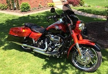 2014 harley-davidson CVO for sale 200495941