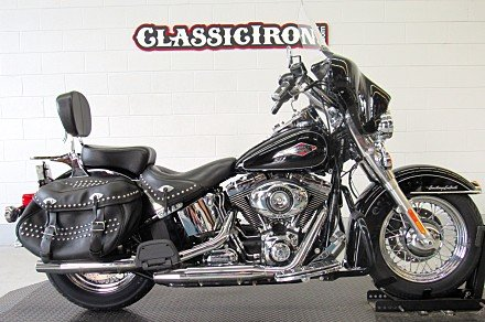2014 harley-davidson Softail Heritage Classic for sale 200602195
