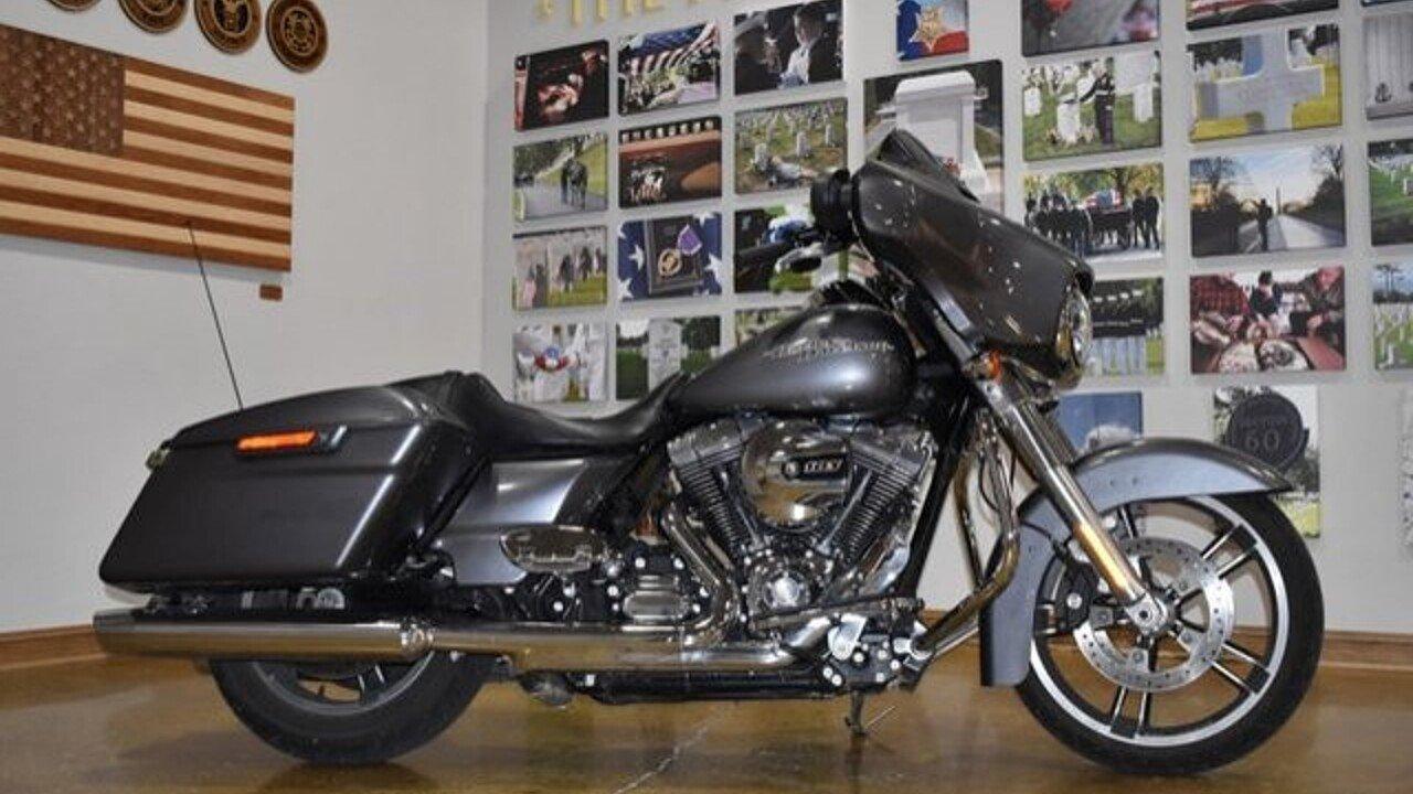 2014 harley-davidson Touring Street Glide for sale 200620621