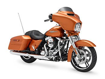 2014 harley-davidson Touring for sale 200625342