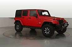 2014 jeep Wrangler 4WD Unlimited Sahara for sale 101029537