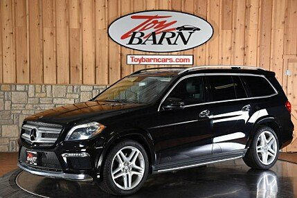 2014 mercedes-benz GL550 4MATIC for sale 101034042