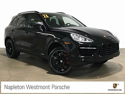 2014 porsche Cayenne for sale 101034265