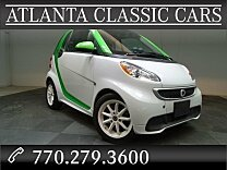 2014 smart fortwo electric drive Coupe for sale 100871559