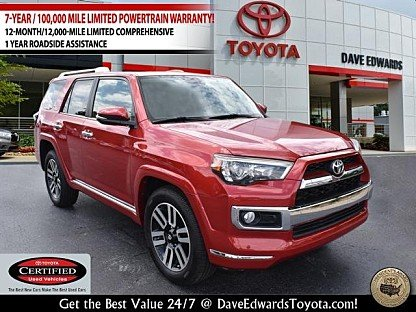 2014 toyota 4Runner 2WD for sale 100992824