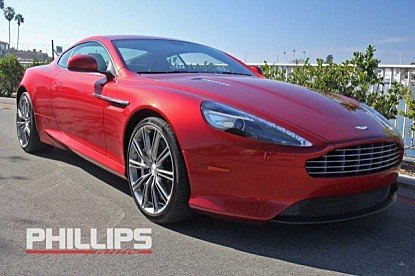 2015 Aston Martin DB9 Coupe for sale 100845267