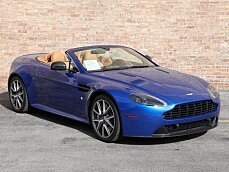 2015 Aston Martin V8 Vantage S Roadster for sale 100735081