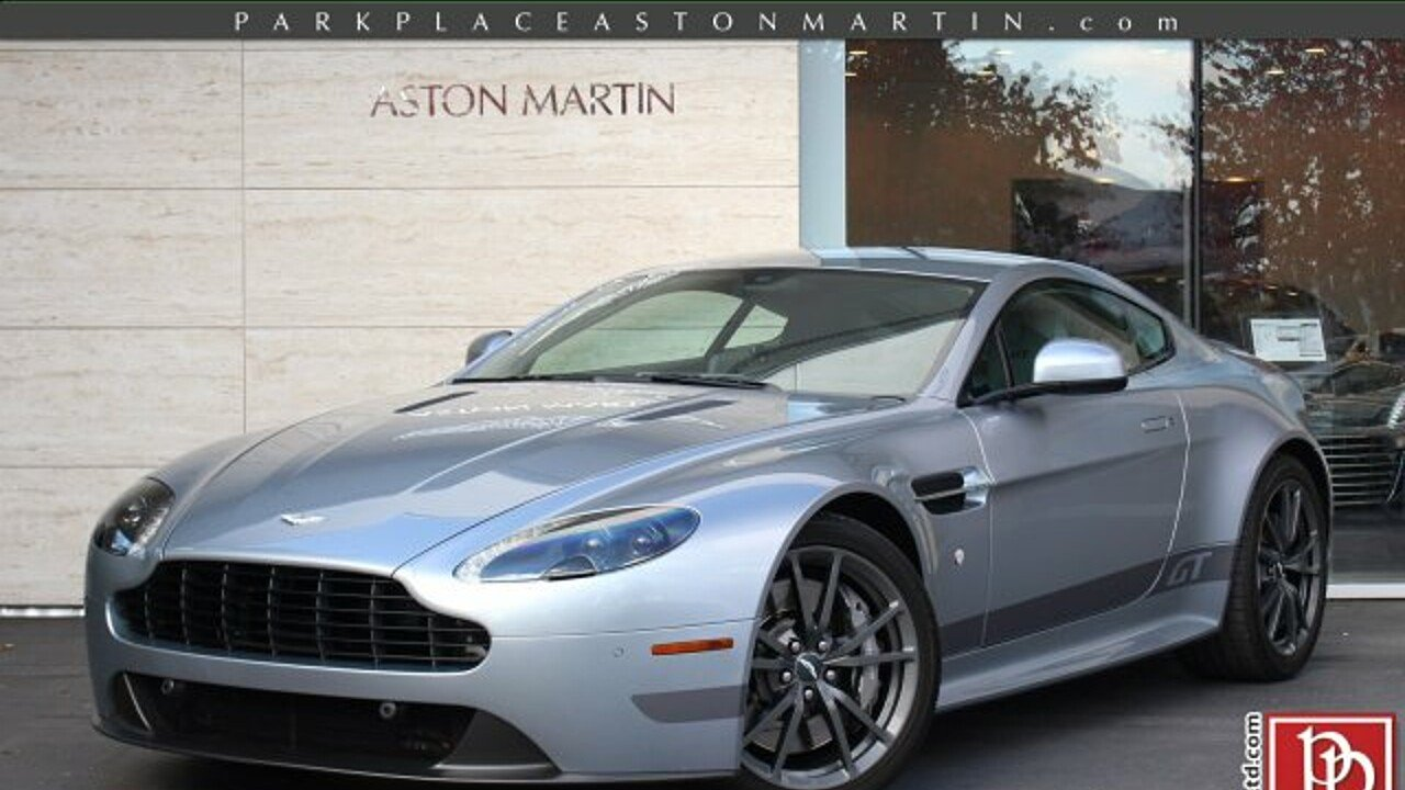 Aston Martin V Vantage GT Coupe For Sale Near Bellevue - Aston martin bellevue
