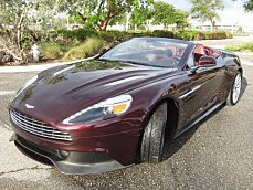 2015 Aston Martin Vanquish Volante for sale 100914452