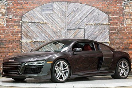 2015 Audi R8 V10 Coupe for sale 100876981