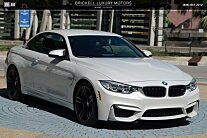 2015 BMW M4 Convertible for sale 100922611