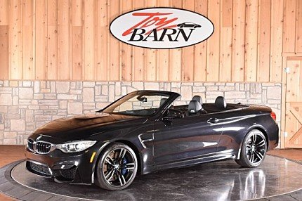 2015 BMW M4 Convertible for sale 100976517
