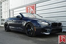 2015 BMW M6 Convertible for sale 100855304