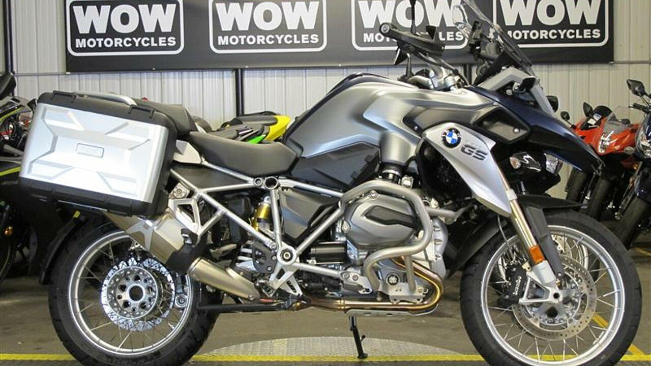 2015 BMW R1200GS for sale 200358108