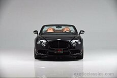 2015 Bentley Continental GT V8 S Convertible for sale 100844887