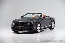 2015 Bentley Continental GT V8 S Convertible for sale 100844990