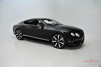 2015 Bentley Continental GT V8 S Coupe for sale 100926957