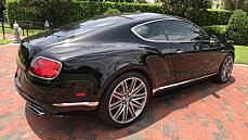 2015 Bentley Continental GT Speed Coupe for sale 100885797