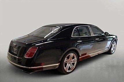 2015 Bentley Mulsanne for sale 100733500