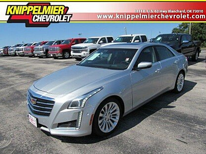 2015 Cadillac CTS for sale 100794662