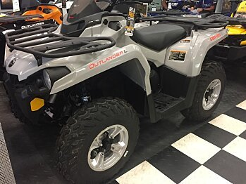 2015 Can-Am Outlander 500 for sale 200486829