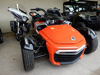 2015 Can-Am Spyder F3 for sale 200373151