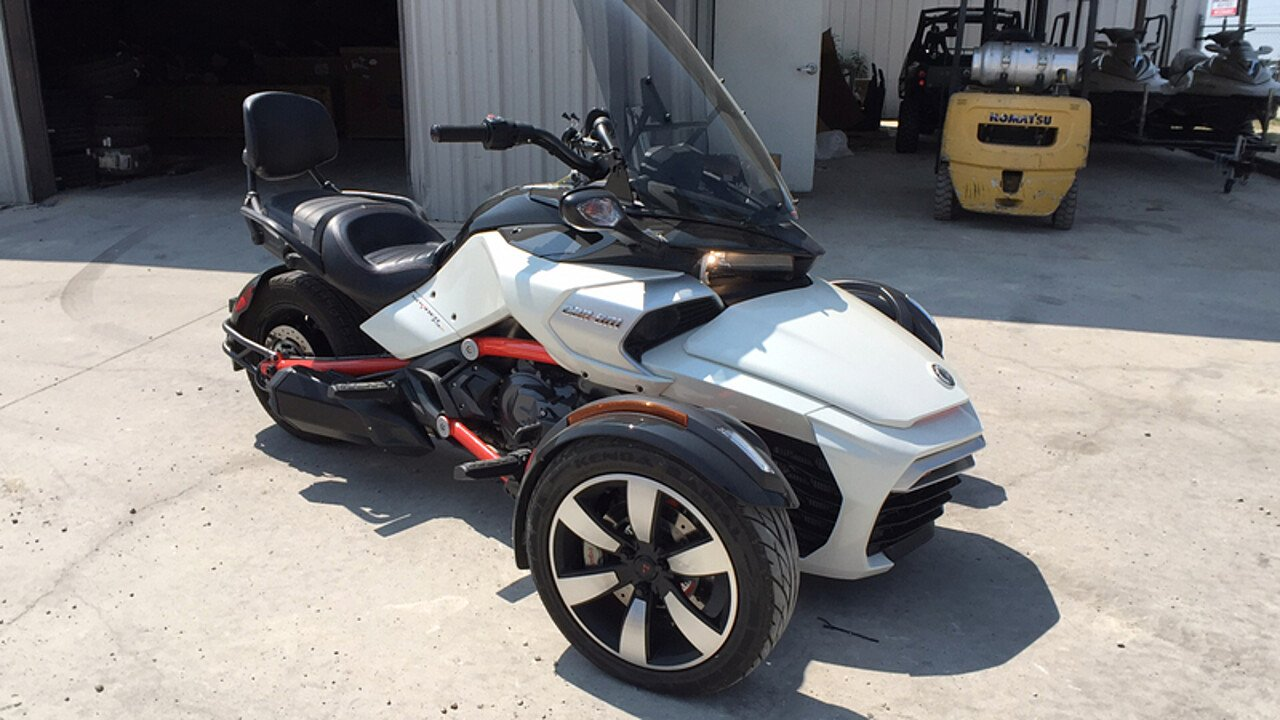 2015 Can-Am Spyder F3 for sale 200487867