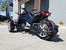 2015 Can-Am Spyder F3-S for sale 200656922