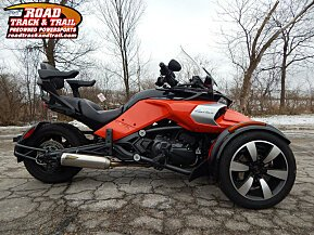 2015 Can-Am Spyder F3-S for sale 200665282