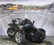 2015 Can-Am Spyder F3-S for sale 200671958