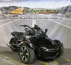 2015 Can-Am Spyder F3 for sale 200575093