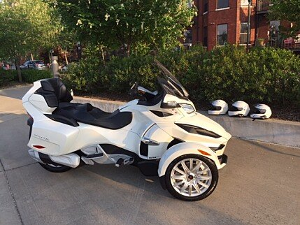 2015 Can-Am Spyder RS for sale 200454559