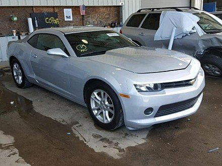 2015 Chevrolet Camaro LS Coupe for sale 101031523
