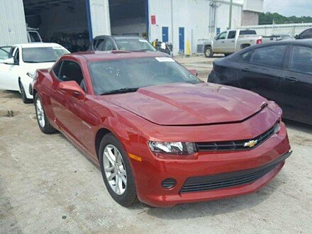 2015 Chevrolet Camaro LS Coupe for sale 101031669