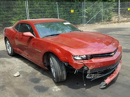 2015 Chevrolet Camaro LS Coupe for sale 101031682