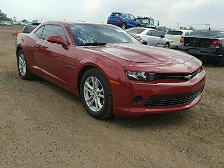 2015 Chevrolet Camaro LS Coupe for sale 101032147