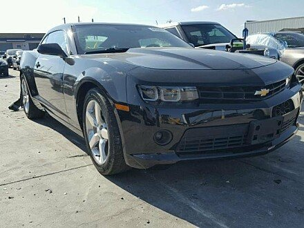 2015 Chevrolet Camaro LT Coupe for sale 101032679