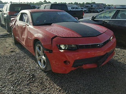 2015 Chevrolet Camaro LT Coupe for sale 101047788