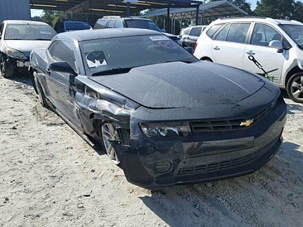 2015 Chevrolet Camaro LS Coupe for sale 101055464