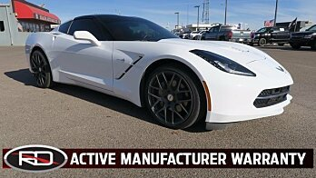 2015 Chevrolet Corvette Coupe for sale 100820833
